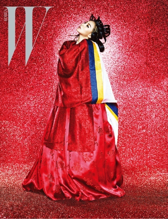 Source: W Korea