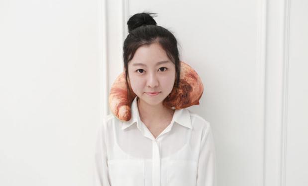 Croissant Pillow